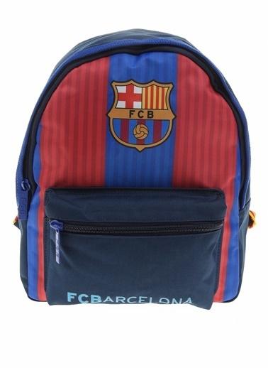 Barcelona Okul Çantası Lacivert